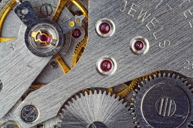 часовник механизъм