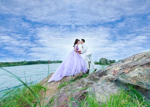 снимане на сватба