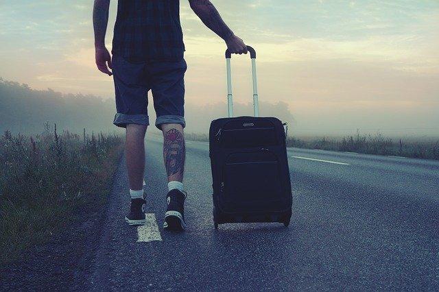 Здрав куфар с колела