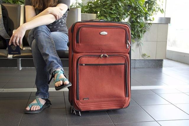 куфар за дърпане