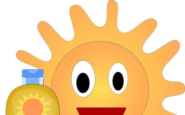 крем за слънце