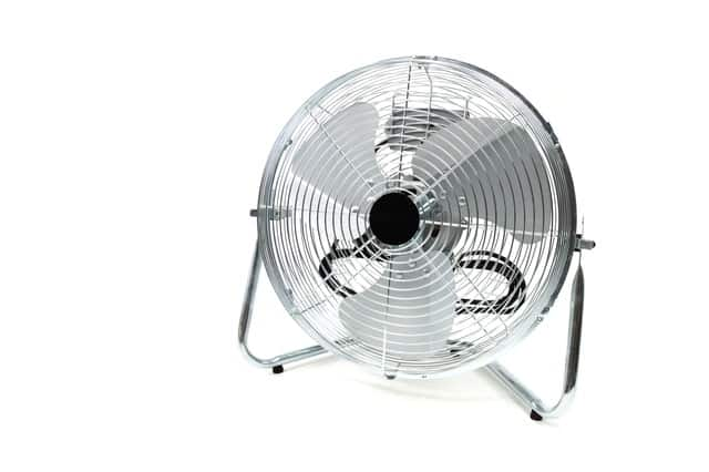 тих вентилатор